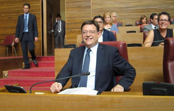 El 'president' de la Generalitat valenciana, Ximo Puig.