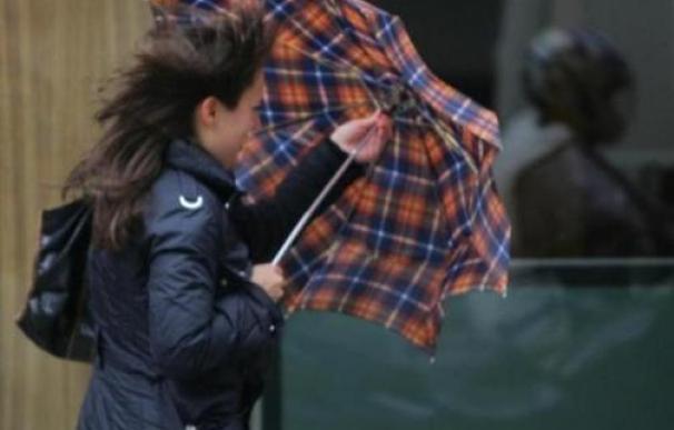 Alerta amarilla por vientos en Aragón