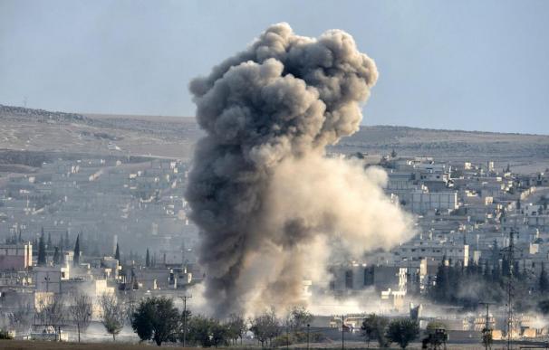 La coalición internacional mata a un experto en armas químicas del EI en Irak