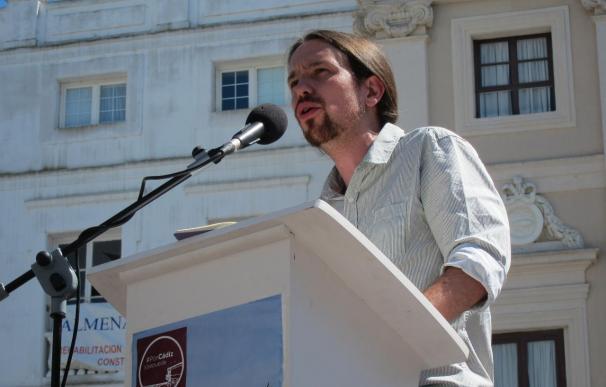 El Parlamento pide al Tribunal de Cuentas que investigue a Podemos con el único apoyo del PP y la abstención del resto