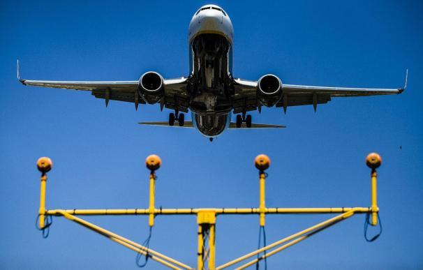 Málaga, cuarto aeropuerto del mundo con el sistema de aterrizaje GBAS