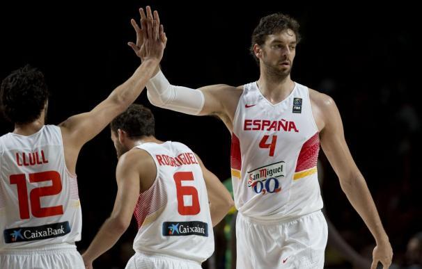 Estará en el Eurobasket.