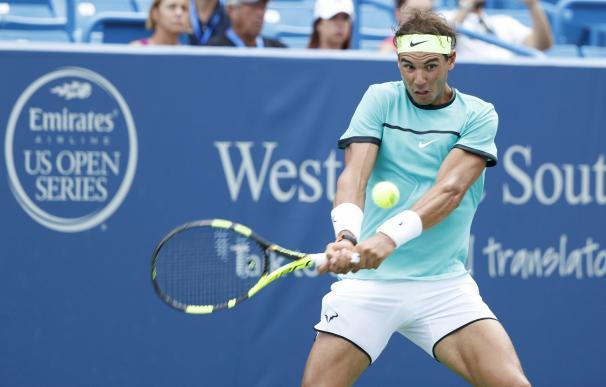 Murray, Nadal y Muguruza debutan con triunfos en torneo de Cincinnati