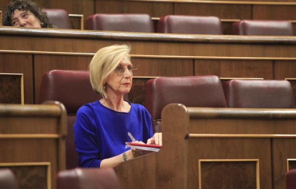 El PP se queda solo en el Congreso rechazando la prohibición de sobresueldos de partidos a sus diputados