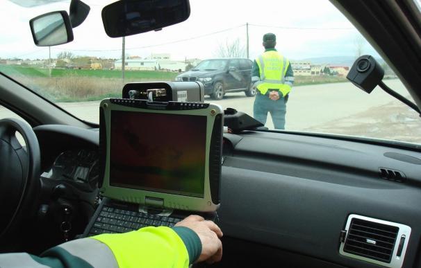 Las multas por velocidad a través de radar en C-LM supusieron un 43% del total de la recaudación de la DGT en 2014