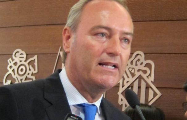Alberto Fabra avanza que el PP se abstendrá en la investidura de Ximo Puig.