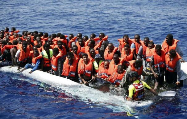 Las aguas del Mediterráneo se han tragado a 3.156 inmigrantes en lo que va de año.