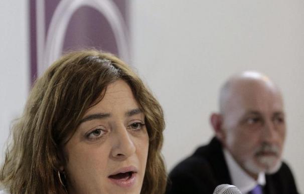 Podemos y Ganemos concurrirán juntos a las elecciones municipales en Madrid