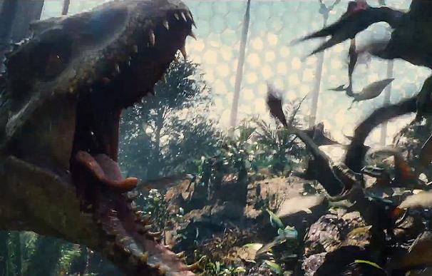 Nuevo tráiler de 'Jurassic World', con el Indominus Rex desatado