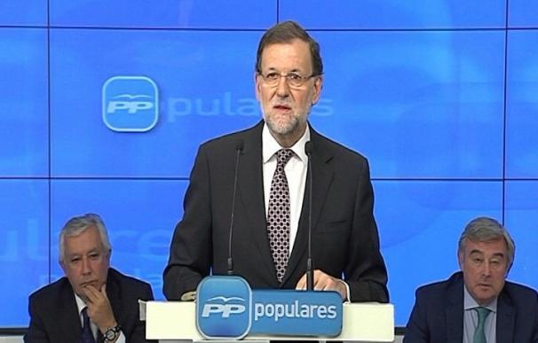 (Ampliación) Rajoy presentará los Presupuestos de 2016 y no descarta nuevas rebajas de impuestos