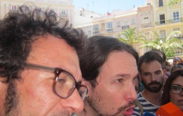 """Iglesias ve un """"problema político trágico"""" que haya más de 400 presos de ETA """"a cientos de kilómetros de sus familias"""""""