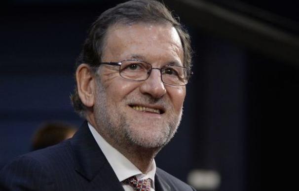 """Rajoy: """"algunos ya hemos cumplido nuestro deber y nuestra parte de trabajo"""""""