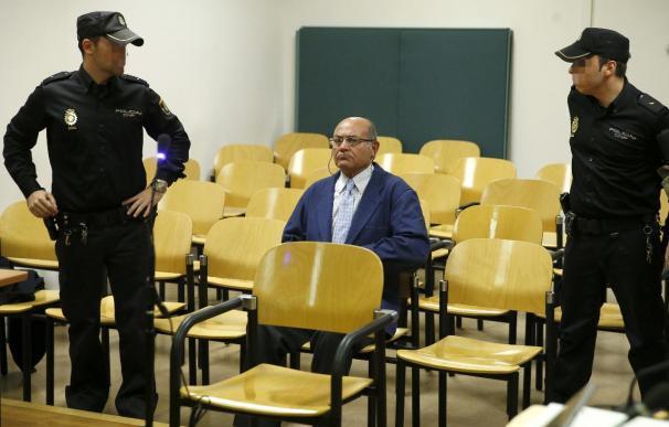 El juez Velasco ordena que Díaz Ferrán permanezca dos años más en la cárcel por la operación Crucero