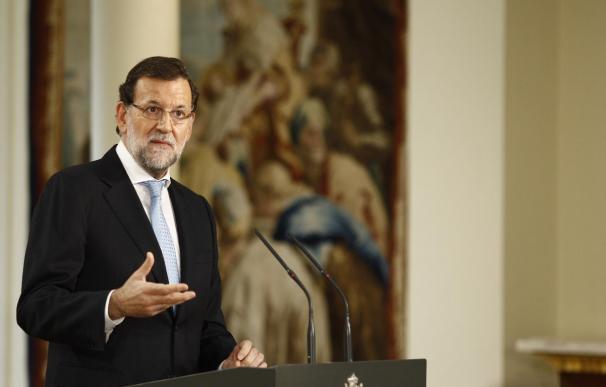 Rajoy matiza que la recuperación no será completa hasta que no se sienta en el bolsillo de los españoles