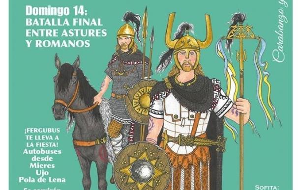 Berrones y Skama La Rede pondrán la música en el XI Festival Astur Romano de Carabanzo