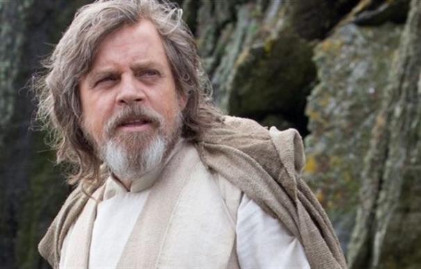 Luke Skywalker en 'Star Wars VII: El despertar de la Fuerza'