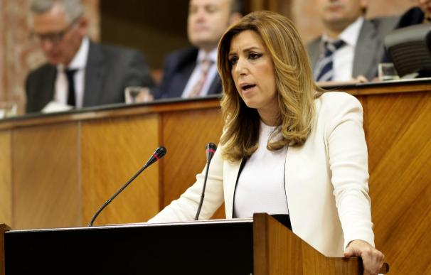 Susana Díaz ultima la configuración de su nuevo Gobierno, que podría conocerse este miércoles