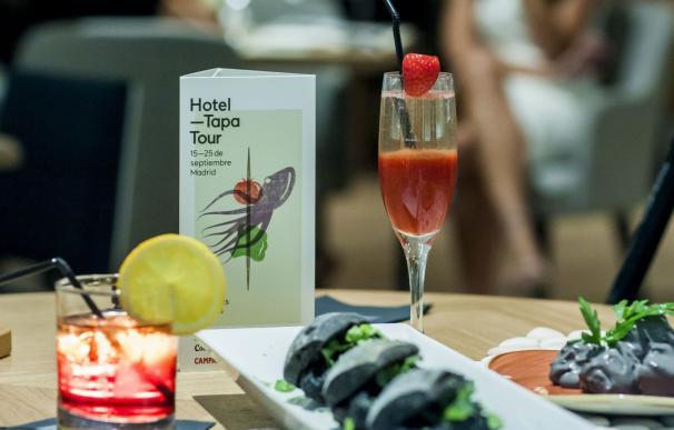 Hoteles de Madrid celebran una ruta-concurso de tapas del 15 al 25 de septiembre