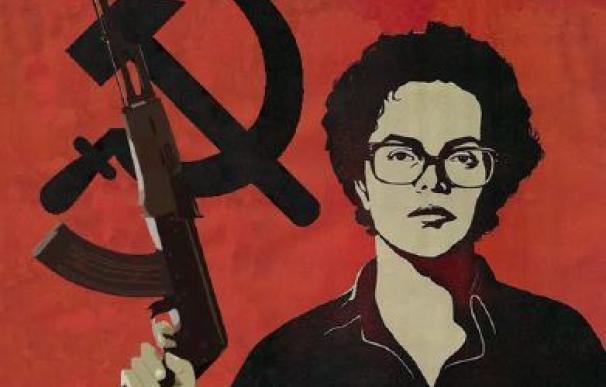 Dilma Rousseff formó parte en los años 60 de la guerrilla contra la dictadura brasileña.