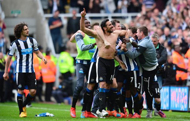 Las alegría de Jonás y el Newcastle