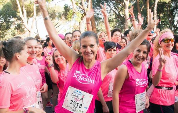 Samantha Vallejo-Nágera, una mujer comprometida con la 'marea rosa' en la lucha contra el cáncer de mama