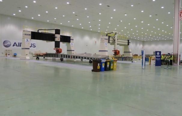 Convocados paros de cinco minutos en las fábricas de Airbus este lunes en señal de luto, también en Illescas