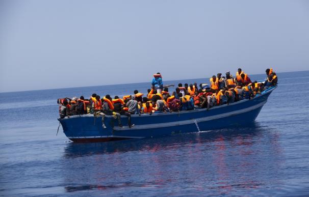 MSF y MOAS rescatan a 369 inmigrantes durante su operación en el Mediterráneo