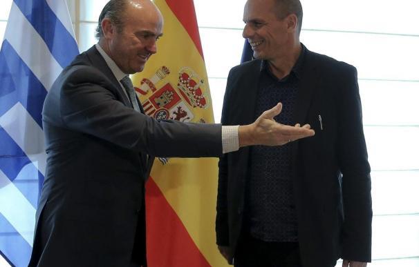 Varoufakis confía en un próximo acuerdo que permita abrir una nueva era de crecimiento a partir de junio