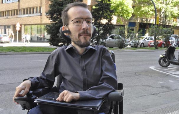 """Echenique (Podemos): """"El sector público ahorra mejor y despilfarra menos que el privado"""""""