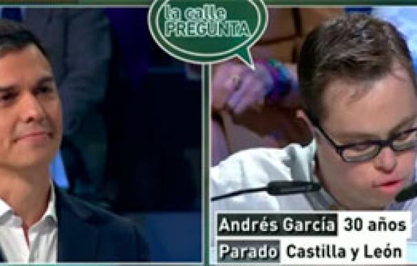 Sánchez, interpelado en La Sexta