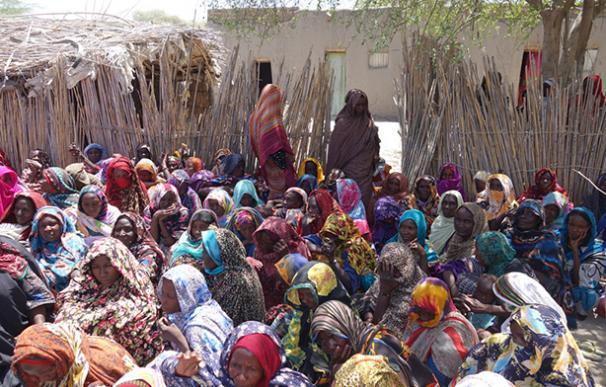 La violencia de Boko Haram acorrala a más de un millón de niños en Nigeria.