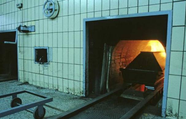 Imagen del crematorio ficticio