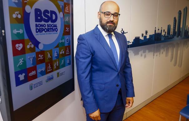 """El Ayuntamiento de Las Palmas de Gran Canaria ofrece gratis un """"bono deportivo"""" para familias con pocos recursos"""