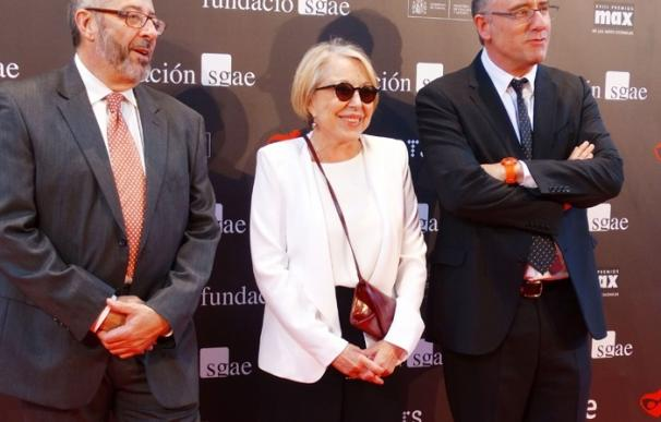 Rosa María Sardá se alza con el premio Max de honor 2015