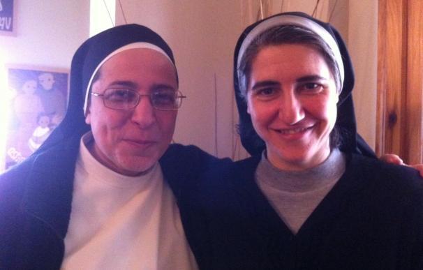 Las dos monjas más famosas de España.