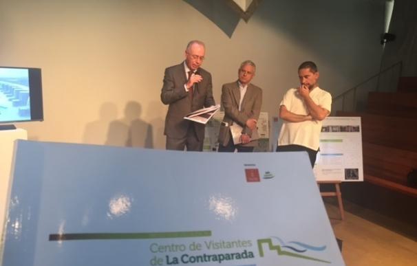 El proyecto de Centro de Visitantes de la Contraparada, nuevo punto de referencia de Murcia