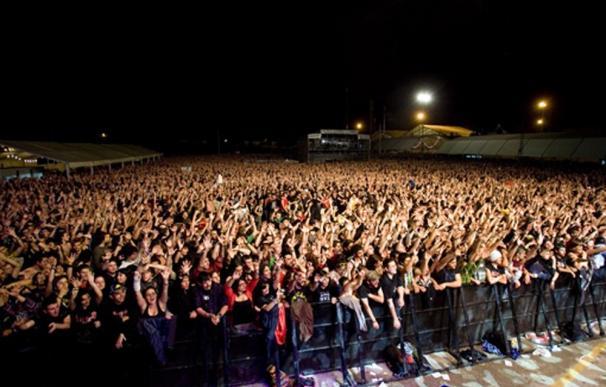 Más de 200.000 personas han disfrutado del Viña Rock (Albacete)