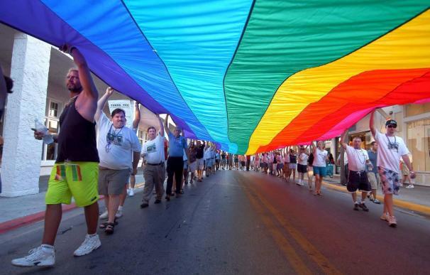 Las calles de San Francisco se llenan de color para celebrar el orgullo LGBT