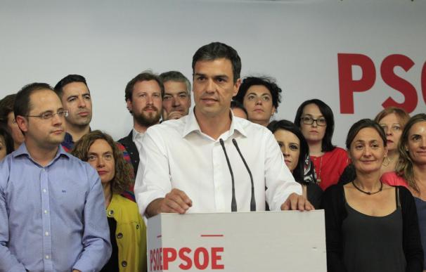 El secretario general del Partido Socialista, Pedro Sánchez.