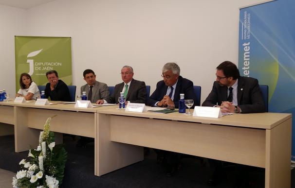 Convenio entre Diputación y Cetemet para mejorar competitividad de empresas industriales y del transporte
