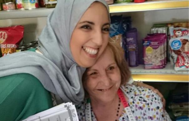 Fatima Hamed, de Ceuta, se convierte en la primera mujer que lidera un grupo parlamentario y consigue tres escaños.