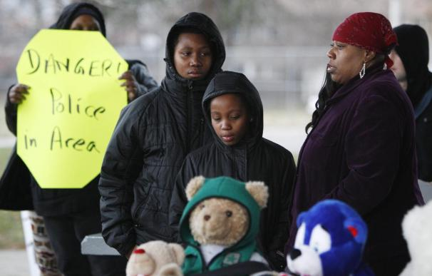 """La Policía atribuye a una decisión """"trágica"""" la muerte de un niño por un agente en EE.UU."""