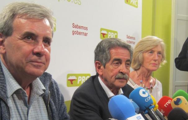 Revilla, dispuesto a liderar Cantabria y a negociar con todos los partidos menos con el PP