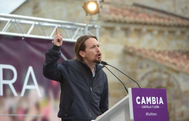 24M- Iglesias recuerda a José María Aznar el 'caso Zamora' de presunta financiación ilegal del PP