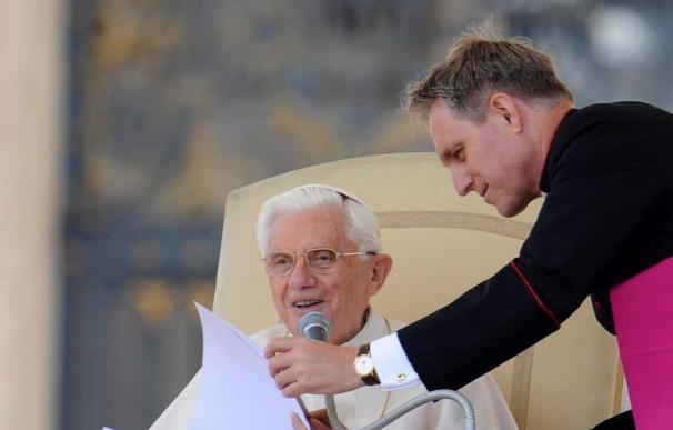 Benedicto XVI afirma que el egoísmo es la raíz de todos los pecados