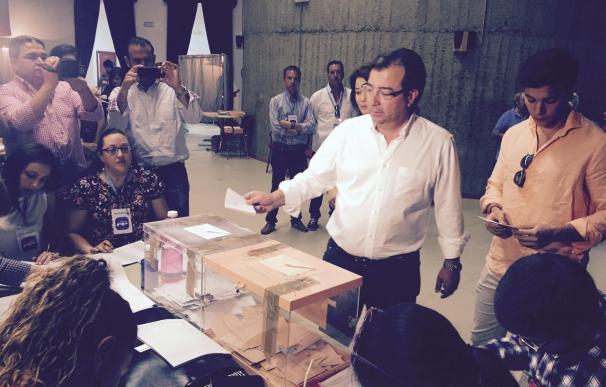 """Vara (PSOE) espera que quien """"lo está pasando tan mal"""" encuentre en las urnas """"una oportunidad para la esperanza"""""""