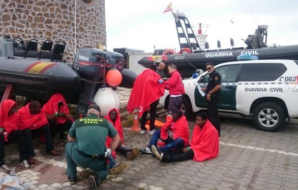 Cruz Roja Ceuta se prepara ante la posible llegada masiva de inmigrantes