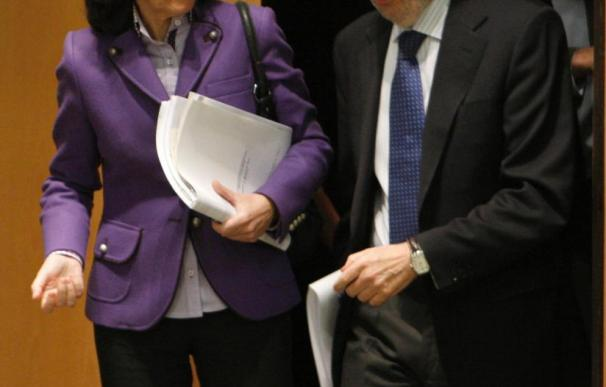 "Rubalcaba opina que reformar el Tratado de Schengen sería ""matar moscas a cañonazos"""