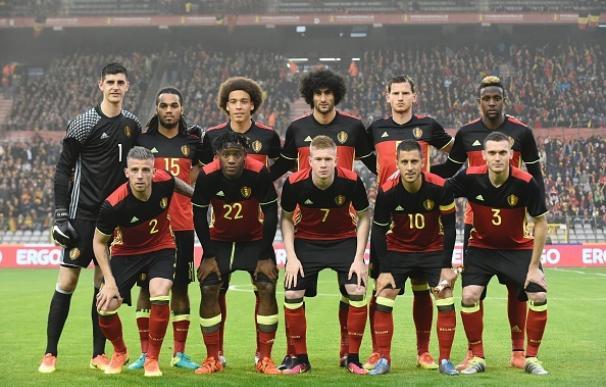 Courtois, Hazard, Carrasco o Lukaku, entre las estrellas de Bélgica en la Eurocopa