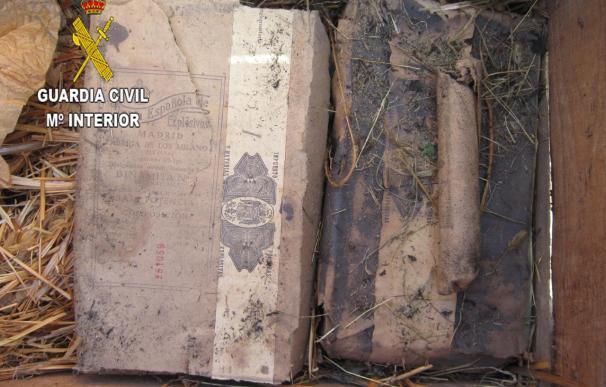 Destruidos diez kilos de explosivos del año 1959 hallados en el interior de una vivienda en Torrejoncillo (Cáceres)